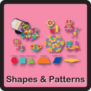 Shapes & patterns