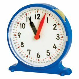 Geared Student Clock TM 3005