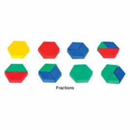 Pattern Block EVA Shapes FT 910
