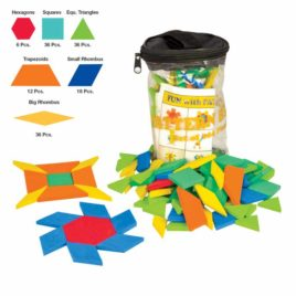Pattern Block Student Set PB 704