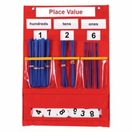 Place Value Chart with Stick PV 305