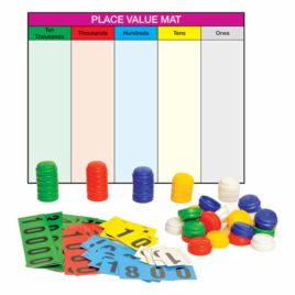 Place Value Game with Counters BG 8010