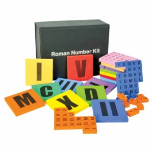 Roman Number Kit NB 608
