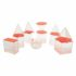 Transparent 3D Solid Set 10cm GM 405