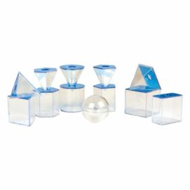 Transparent 3D Solid Set 5cm GM 406