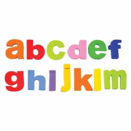 Magnetic Alphabet (Small) CN 117